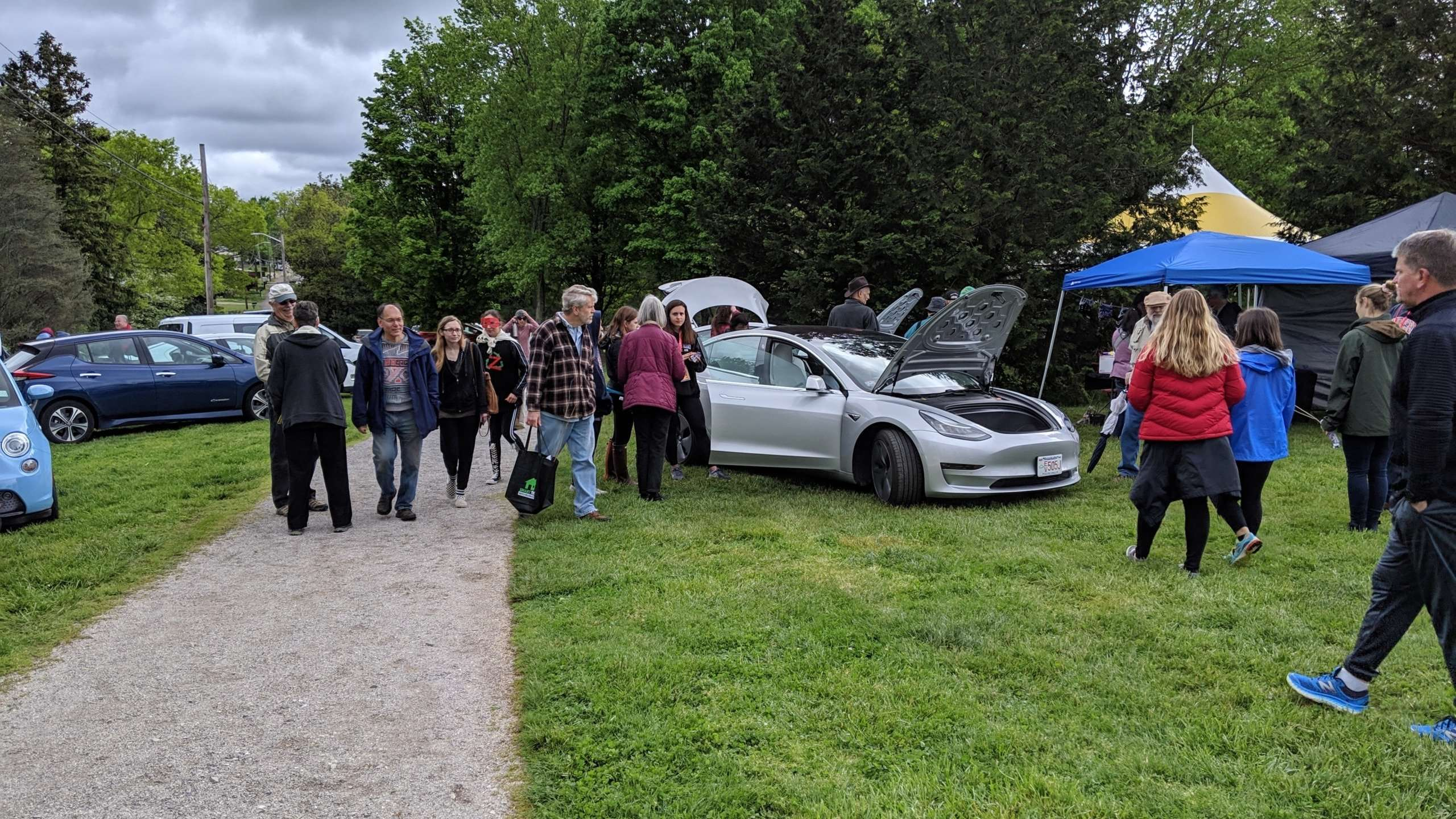 Drive Electric Earth Day @ EarthFest