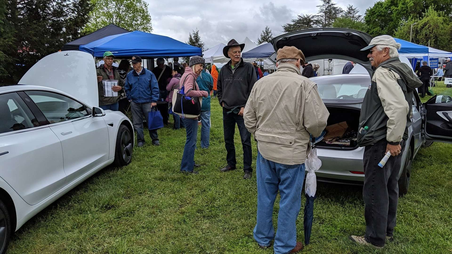 """DET Tennessee """"EV Experience"""" Ride & Drive"""
