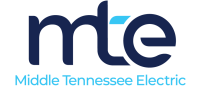 Middle Tennessee Electric transparent logo
