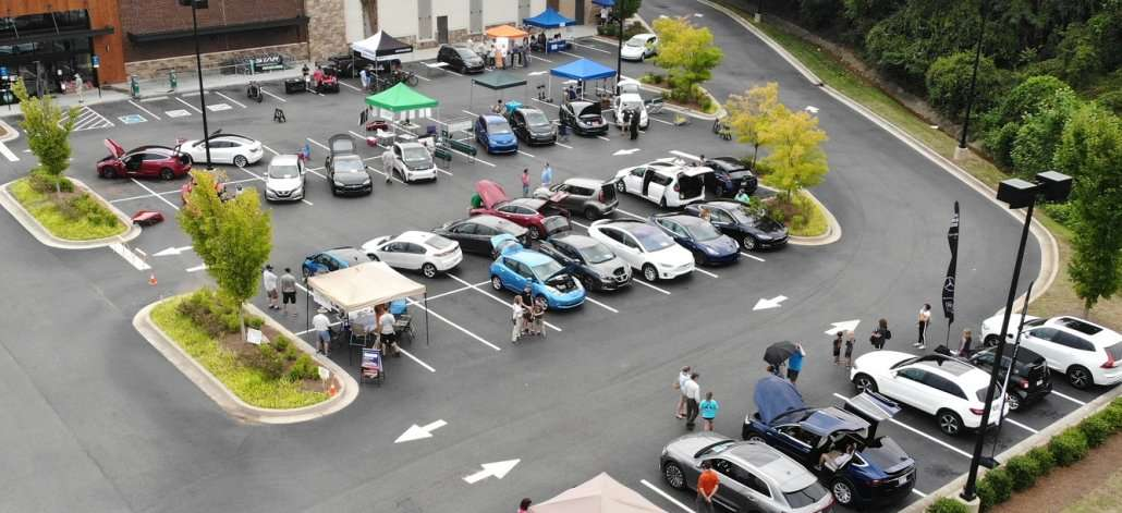 Knoxville Ride & Drive event